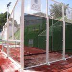 instalación Pistas de swingbol