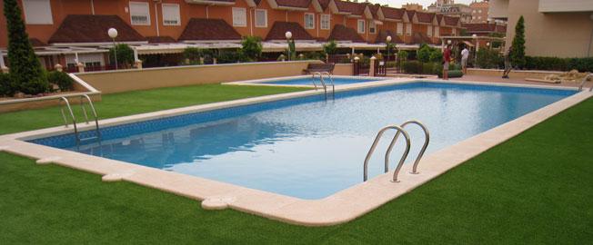 cesped artificial residencial verdepadel