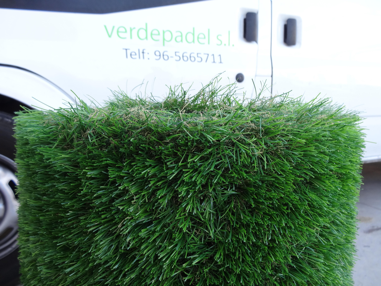 C sped artificial todo lo que necesitas saber verdepadel - Tipos cesped artificial ...